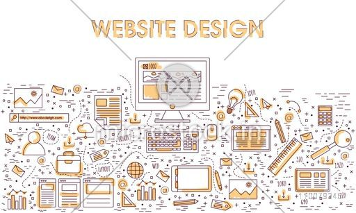 Creative elements with more features, ideas, templates and options for Website Design.