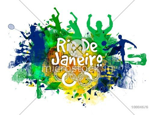 Abstract Background With Sport Icons Royalty Free Vector: Creative Abstract Sports Background With Illustration Of