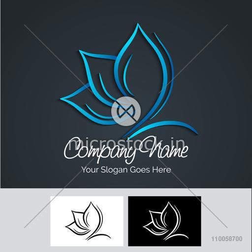Creative business symbol for your company.