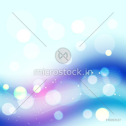 Abstract de-focussed background.