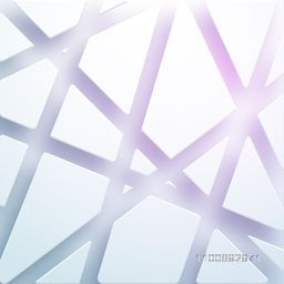 Modern abstract geometric background with glossy lines.
