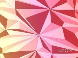 Glossy abstract design decorated beautiful background.