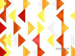 Colorful abstract design decorated beautiful background.