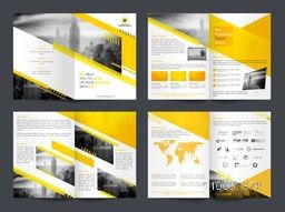 Professional Business Brochure for Business reports and presentations.