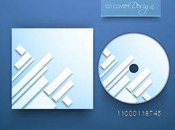 Glossy CD Cover design for your business.