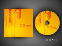 Shiny CD Cover design for your business.