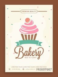 Best in town menu card design for bakery shop or restaurant.