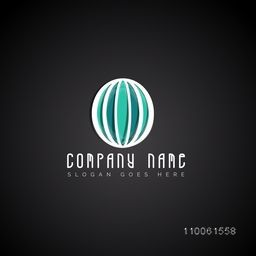 Creative stylish business symbol for your company and organisation.