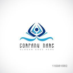 Stylish creative Business symbol for your company and business.