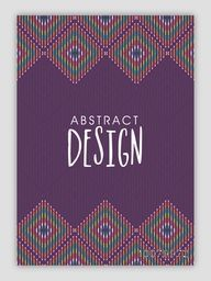 Abstract Flyer, Banner, Template or Brochure design for your Business.