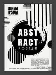 Abstract Poster, Banner, Flyer, Template or Brochure design for your Business.