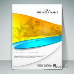 Professional business flyer, template or banner design for your company.