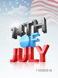 4th of July, American Independen Day celebration