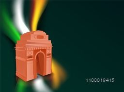 Indian Republic Day, 26 January background.
