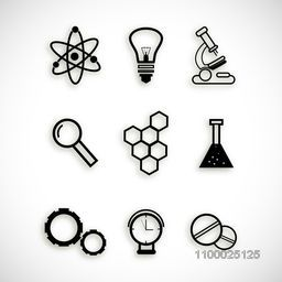Abstract Science Concept.