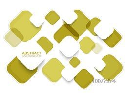 Creative stylish Abstract background.