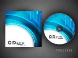 Creative abstract CD Cover design for your business.