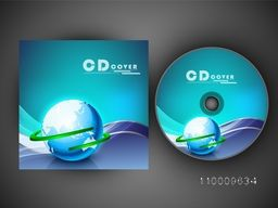 Creative CD Cover design for business.