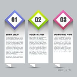 Infographic elements set for workflow layout, diagram, Business reports and presentation.