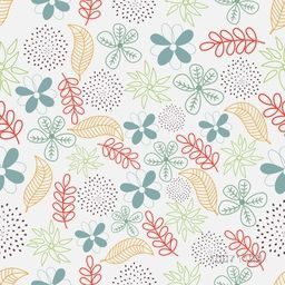 Colorful seamless pattern.
