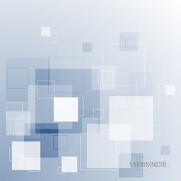 Stylish abstract geometric background with squares.